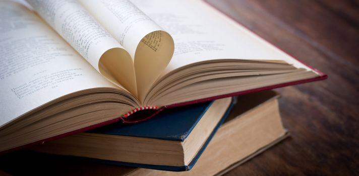 6 libros recomendados para San Valentín.