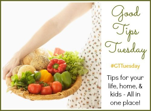 Good Tips Tuesday 3/24