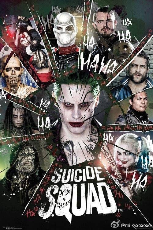 Suicide Squad&quot-: Noch mehr Bilder vom Joker und dem ...