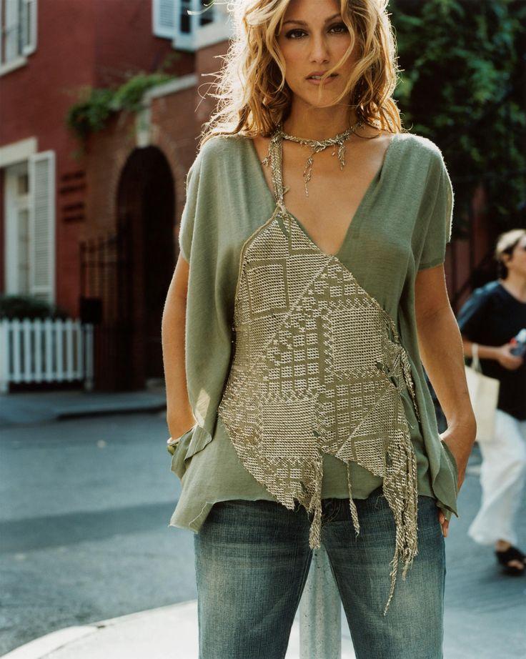 Jennifer esposito, Hippy fashion, Jennifer