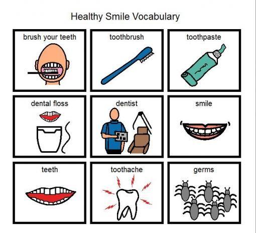 111 best images about Dental Health ~ Pre-K on Pinterest ...