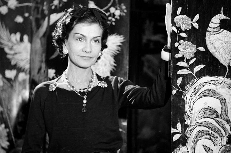 Raised in an orphanage in Saumur, France where the nuns taught her to sew, Gabrielle Bonheur Coco Chanel took up work with a local tailor...
