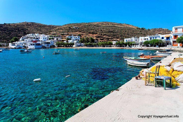 Sifnos faros sifnou, Greece
