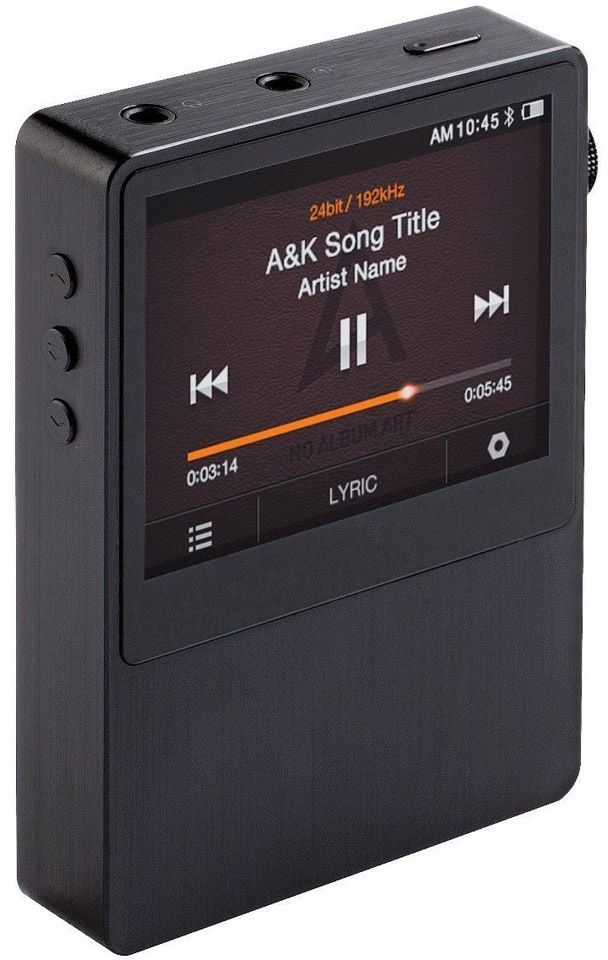 Astell & Kern - AK120 Portable High Resolution Music Player