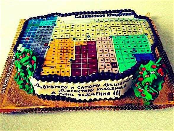 Торт для дня рождения мамы