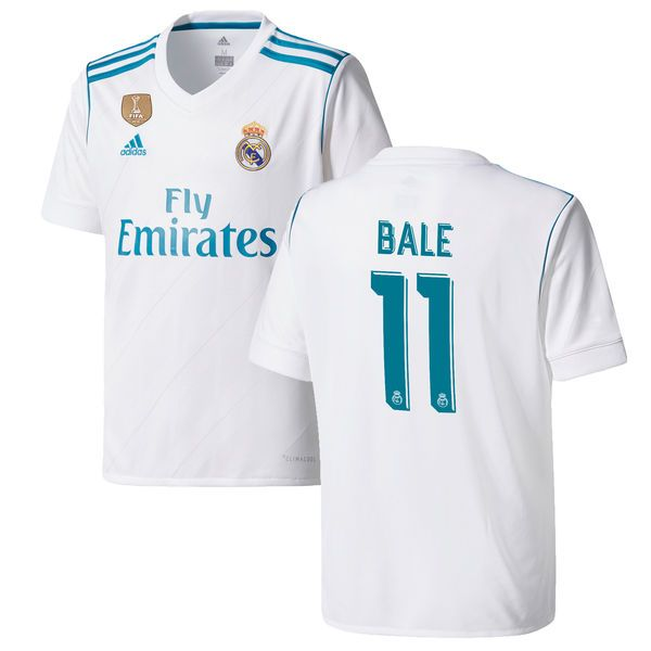 ea4dcbbc8 ... Away Soccer Jersey Daniel Carvajal Real Madrid adidas Youth Home  Replica Patch Jersey - White ...