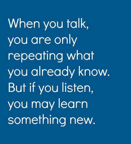 better and good listener Unfortunately, the art of being a good listener is becoming more and more of a  lost art face to face and even phone conversations are no.