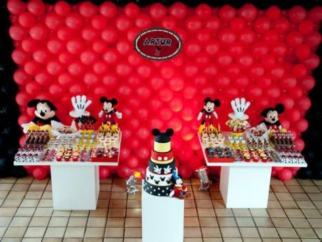17 best images about fiesta mimi on pinterest minnie for Baby mickey decoration ideas