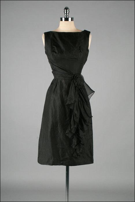 vintage 1960's dress | mill street vintage