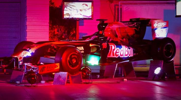 Racing Night F1 RedBull @ Ammot