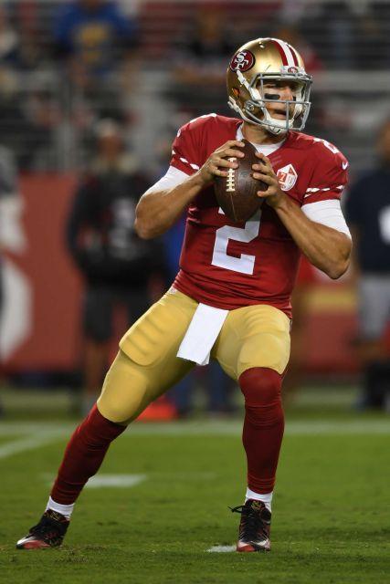 ... 49ers roll through Rams in opener. Blaine GabbertNfl WeekSan Francisco . 3056ea038
