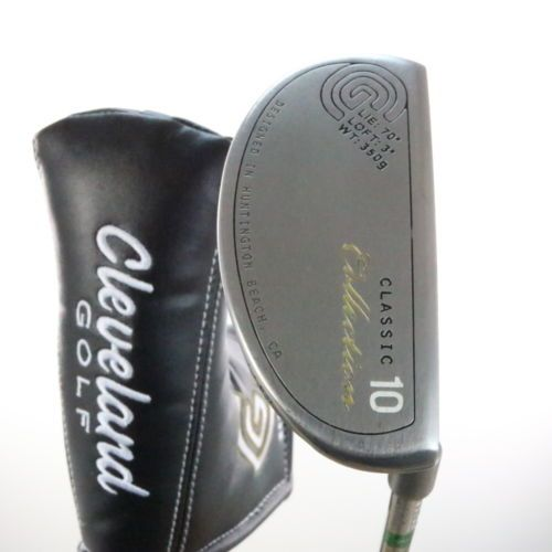 "Cleveland Classic Collection 10 HB Putter 34"" Includes Headcover 26337G"