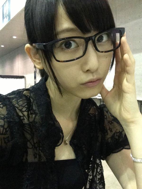 【画像】松井玲奈ちゃんの激カワメガネ姿wwwwwwwwwwwww : ニコニコVIP2ch
