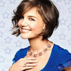 Katie Holmes - can't help it, she has a classy look.