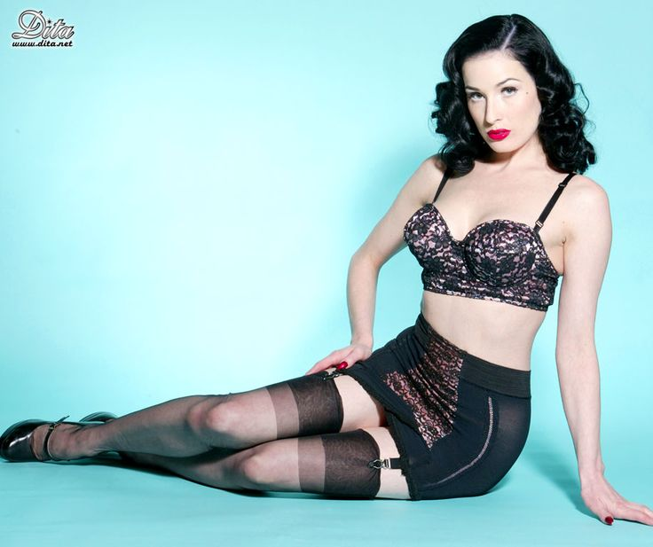Даррунг - Магия, эзотерика, веды. : Dita von Teese - Ramon Estrada - Pin Up Dita - 20 фото