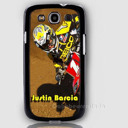 Justin Barcia Motocross Raider Samsung Galaxy S3 Case for sale ($24.00) - Svpply