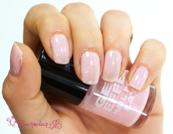 Gel Effect di Layla Cosmetics Pink Doll n.02