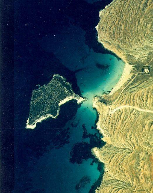 A Lampedusa la spiaggia più bella d'Italia