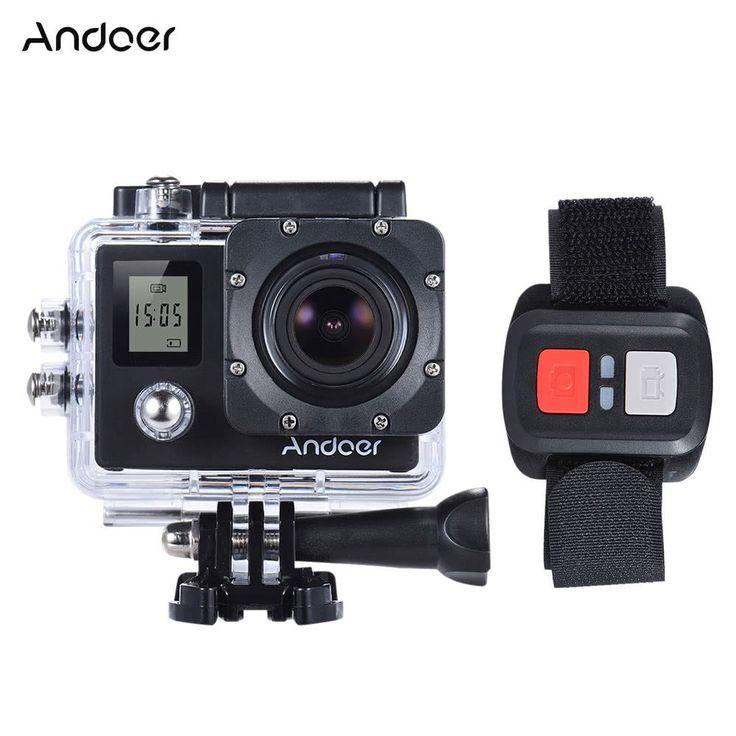 Andoer H8R 4K 30fps 1080P 60fps Full HD Action Camera