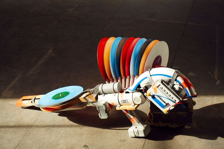 If Only We Could Use These Real-World Sunset Overdrive Weapons