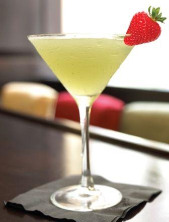 Spicy Lotus:    2 oz. Yellow Tail Chardonnay.  1 oz. Zen Green Tea Liqueur.  1 oz. Monin spicy mango or mango puree.  1 oz. Lemonade.