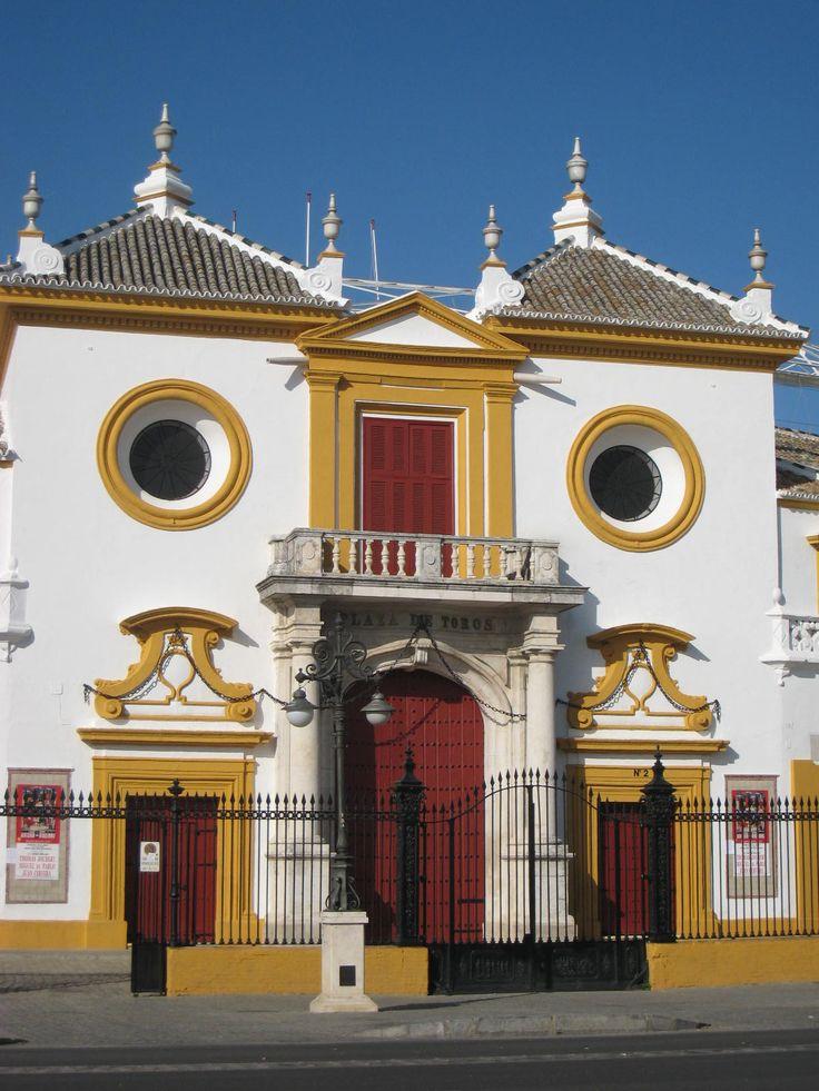 Sevilla, Andalúzia, Dél-SPanyolország