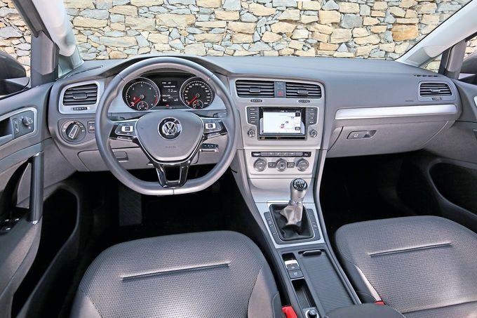 VW Golf 1.6 TDI, 2016