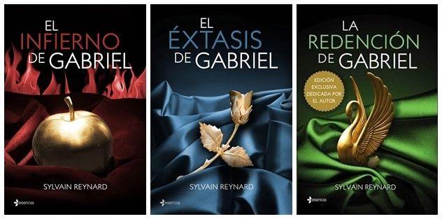La sinceridad de las nubes: 'El infierno de Gabriel', 'El éxtasis de Gabriel' ...