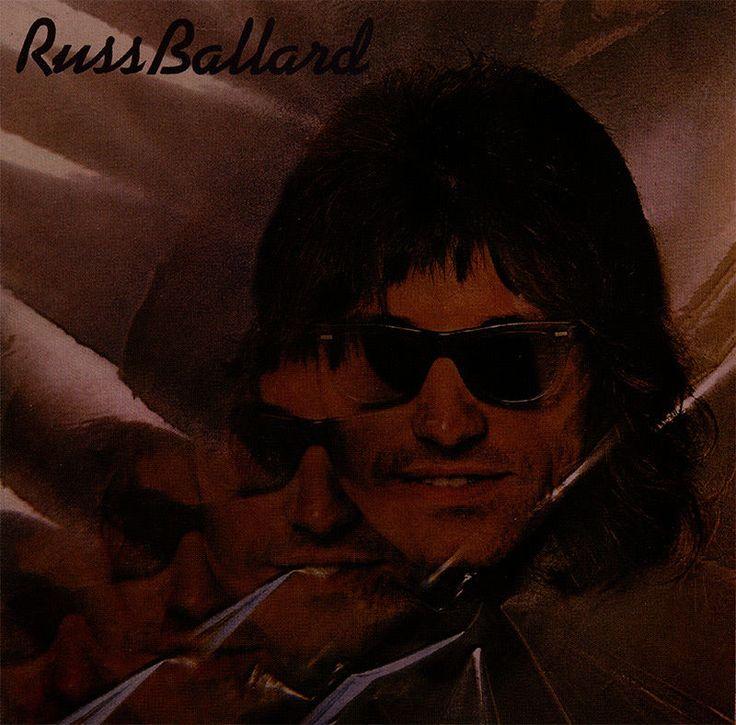 Russ Ballard - Russ Ballard CD 1974 Renaissance RMED119] U.S.A. Solo Argent, in [Music, CDs | eBay
