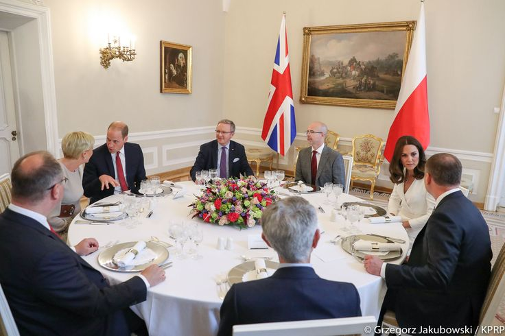 President of the Republic of Poland / News / The visit of The Duke and Duchess of Cambridge to Poland