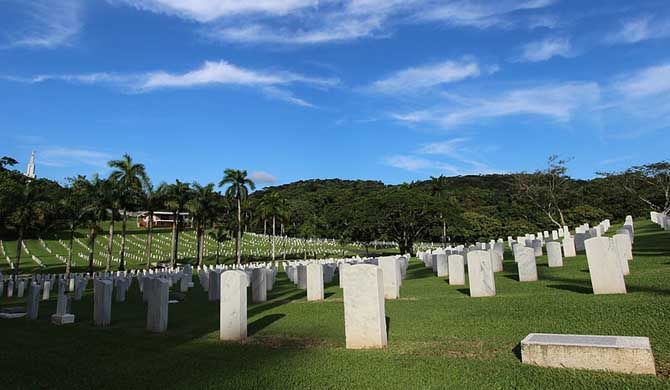 Corozal American Cemetery and Memorial Corozal American Cemetery and Memorial is located approximately 3 miles north from Panama City, Panama. It is in the city of Corozal and is the location of 5,336... #Attraction #Monument  #Backpackers #Hostelman #Travel #Landmark