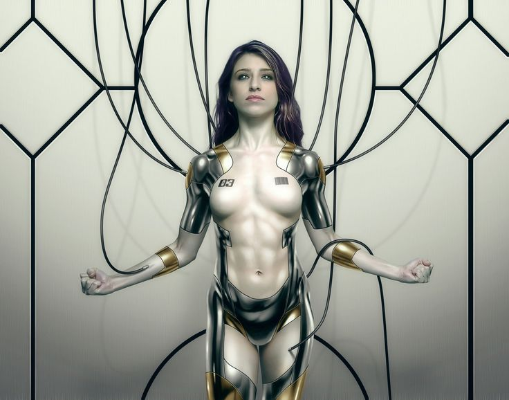 cyberpunk, futuristic art, girl, future, futurism, cyber, cyborg, cyber girl, fantastic, sci-fi, scifi, sci-fi girl, cyber girl