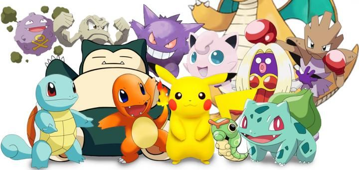 Where to Find and Catch All Pokemon Types! | Anime Blog - Part 3