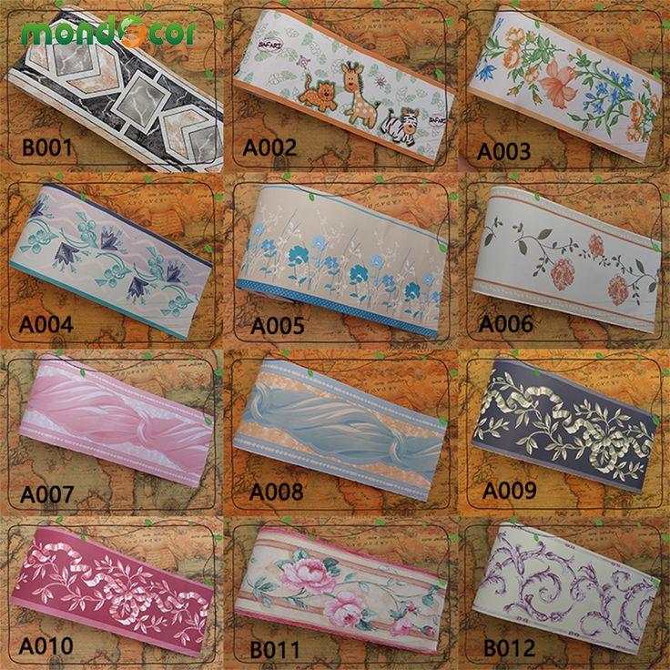 $9.98 (Buy here: https://alitems.com/g/1e8d114494ebda23ff8b16525dc3e8/?i=5&ulp=https%3A%2F%2Fwww.aliexpress.com%2Fitem%2F10M-PVC-Wall-Stickers-Removable-Vinyl-Waterproof-Home-Decor-Nursery-Kids-Room-Bathroom-Murals-Self-Adhesive%2F32796601385.html ) 10M PVC Wall Stickers Removable Vinyl Waterproof Home Decor Nursery Kids Room Bathroom Murals Self Adhesive Wallpaper Borders for just $9.98