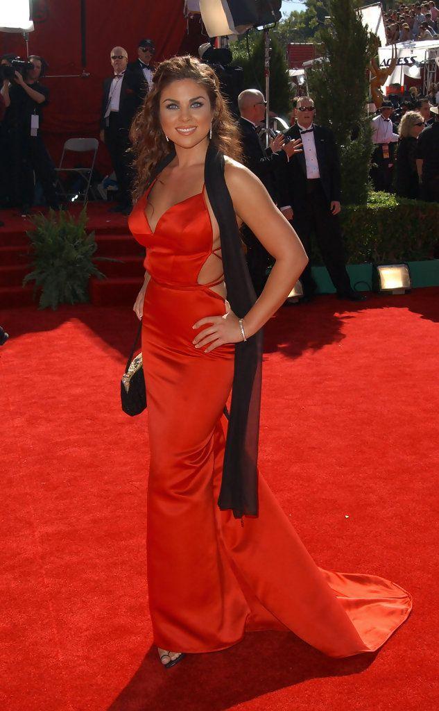 Nadia Bjorlin Primetime Emmys 2002
