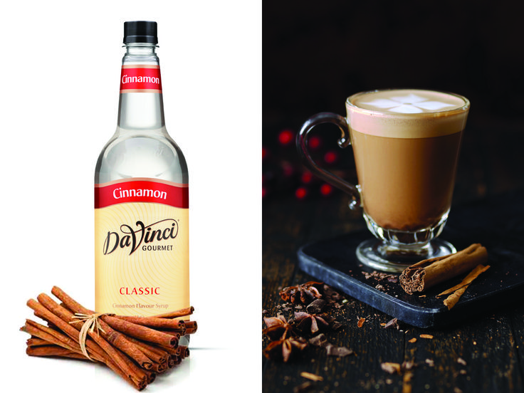 Cynamonowa kawa #cynamon #wintercoffee #coffee #cinnamon