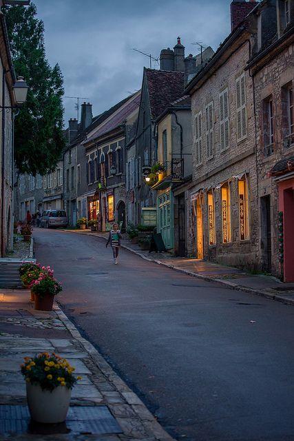 Vezelay ~