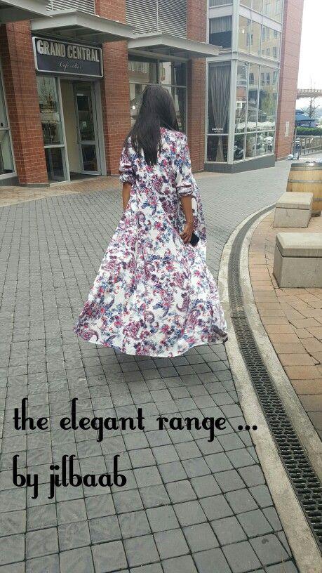 The elegant range by jilbaab