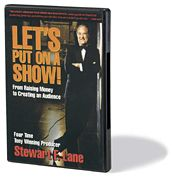 Let's Put on a Show! - Theatre Production for Novices DVD