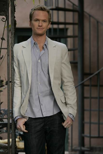Neil Patrick Harris - he may not play for my team but he's still a damn good looking man.