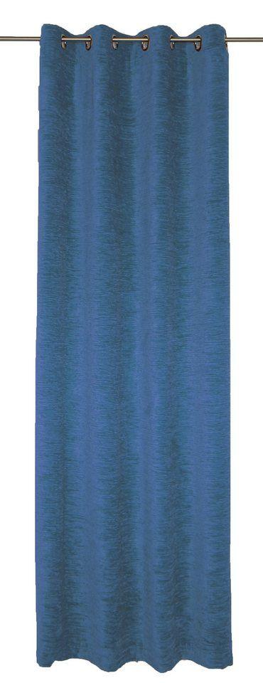 Vorhang, Wirth, (Thermo-Chenille) »B-Holmsund«, mit Ösen 368g/qm (1 Stück) ab 55,99€. Blickdichter Stoff, Thermo-Chenille, Kälteabweisender Stoff bei OTTO
