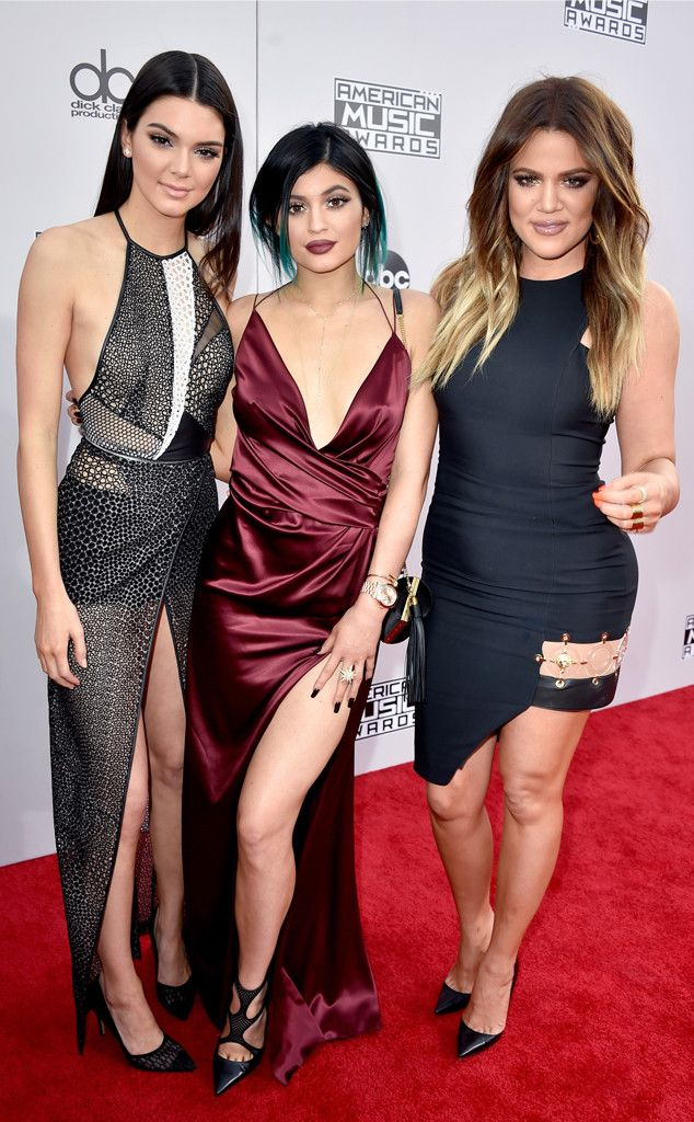 Kendall Jenner Flashes Side-Boob, Lots of Leg in See-Through, Slit-to-There Dress?See the Pic!