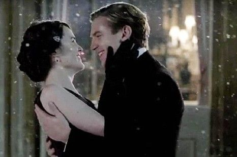 Cutest Couple!  http://rikravado.hubpages.com/hub/What-happens-next-in-Downton-Abbey