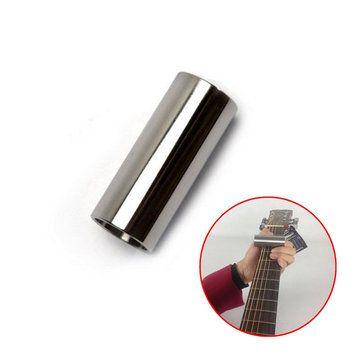 Sólo €2.89, compra mejor 60mm x 40mm Diapositiva de Guitarra Cuerda de Acero de Cromo de Acero  venta en línea en pricio del wholesale. Almacén de EE.UU./UE.