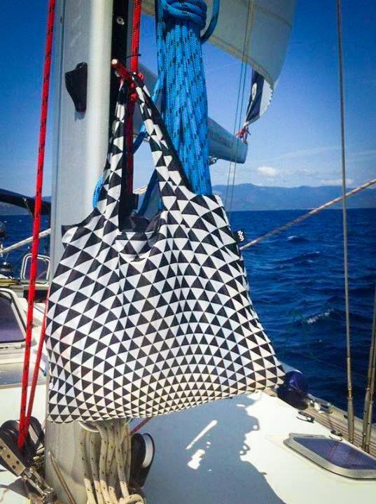 #LOQI #Prism #Totebag! #sailing #summer
