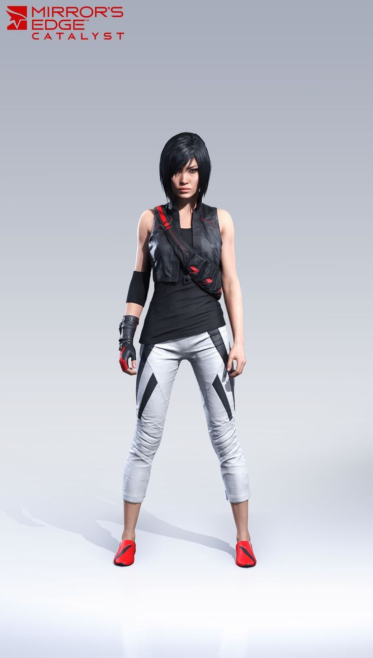 Mirror's Edge Catalyst backstory detailed, closed beta announced