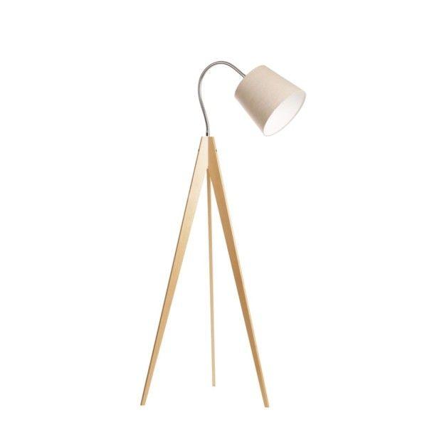 Stojací lampa Artist Flex Beige/Lacquered | Bonami