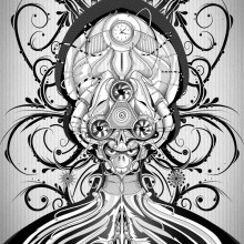 Matei Apostolescu. Amazing computer artwork.