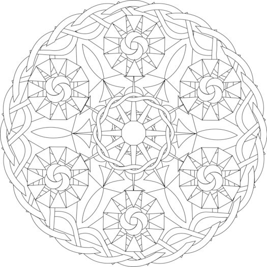 1366 best Color Me images on Pinterest Coloring pages, Coloring - copy extreme mandala coloring pages