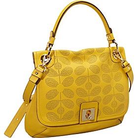 Orla Kiely Sixties Stem Punched Ivy Bag - Dandelion - via eBags.com!